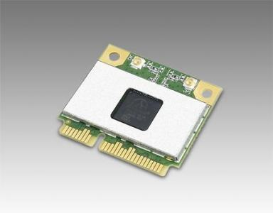 Carte d'extension sans fil, 802.11 b/g/n,AR9287,2T2R,Full size Mini PCIe