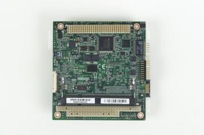 Carte industrielle PC104, PC/104+ SBCw/N450 1.6GHz,LVDS,LAN,2GB flash