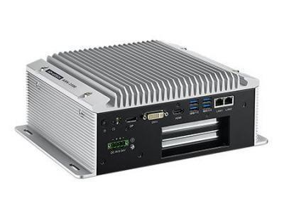 PC industriel fanless, processeur Intel iCore 3ème génération, 2LAN+4USB3.0+PCIex1/PCIex4