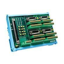 ADAM-3956-BE Module ADAM bornier 4-Axes 100-pin SCSI Rail DIN