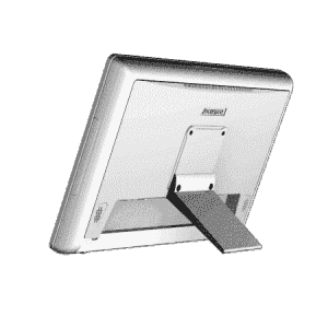 Châssis, Desk Stand, Silver, for UTC-318