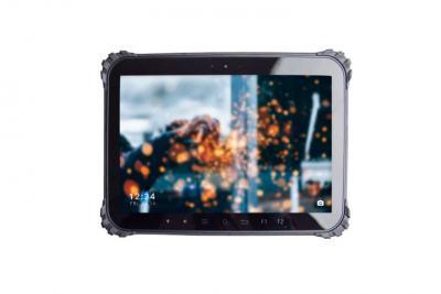 "Tablette durcie Android 9, 10"" 4Go/64Gb, WiFI, BT, 4G, GPS, NFC, 2x SIM, micro HDMI"
