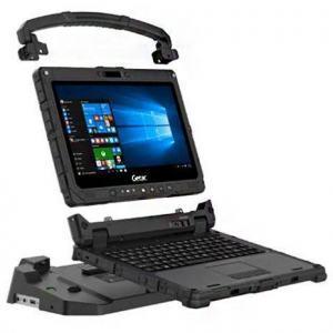 """Tablette durcie 12.5"""" avec i5/i7 et transformable en PC portable"""