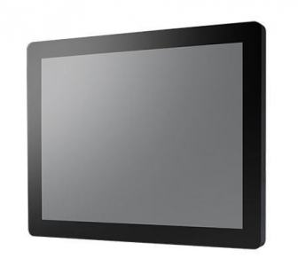 "Ecran industriel tactile 15"" Flat design ultra fin"