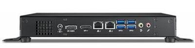 AIMB-B12300-00Y1E Châssis industriel ultra fin pour carte mère Mini ITX, AIMB-B1000 w/ AIMB-230(Celeron 2980U),barebone