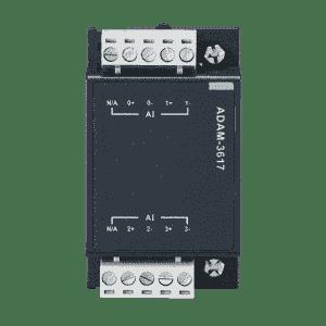 ADAM-3617-AE Carte d'extension pour station ADAM-3600, 4-ch AI Module