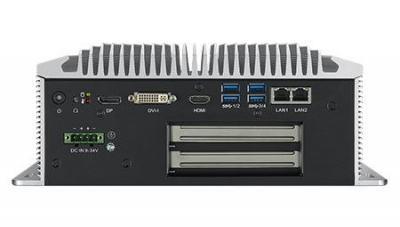 ARK-3500P-00A1E PC industriel fanless, Intel iCore 3ème génération, 2LAN+4USB3.0+2PCI slots