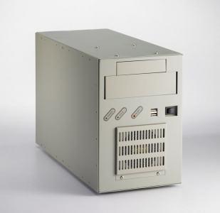 """Châssis rack 19"""" pour PC industriel, PC-610BP-00XHE pour PC industriel PS8-500ATX-ZE"""