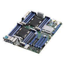 Carte mère dual Xeon Scalable EATX pour serveur 24 ports DDR4