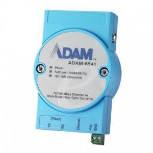 ADAM-6541-AE Convertisseur ADAM, Ethernet to Multi-Mode Fiber-Optic Converter