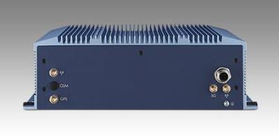 ARS-2511T3-10A1E PC industriel fanless EN50155 pour application ferroviaire, Intel Core i7 3517UE, Midd function, DC 24V