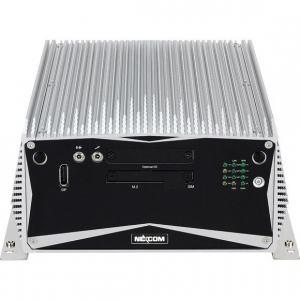 PC Fanless industriel Intel Core I7/i5/i3 avec 1 x PCI et 1 x  PCIeX4e