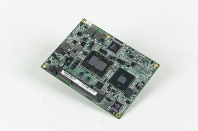 Carte industrielle COM Express Basic pour informatique embarquée, i7-620UE 1.06G ULV COM Express Module