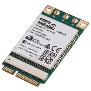 Carte mini PCie 4G/LTE compatible température étendue