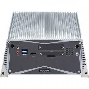 PC Fanless industriel Intel® Core™ i5/i3 4ème génération avec 1 slot PCIeX16