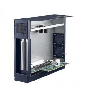 Box extension pour PC fanless MIC, i-module, 1PCIEx16+1PCI