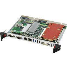 6U lame CompactPCI avec processeur i5 ECC 8Go Ram