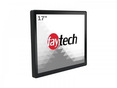 """FT17V40CAPOB Panel PC 17"""" basé sur Android et ARM V40, 2Go de RAM, 8 Go de flash, IP65, WiFi"""