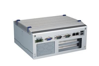 ARK-3403-D6A1E PC industriel fanless, ARK-3403 w/ AtomD525, 2LAN, 6USB, 4COM, 2 PCI