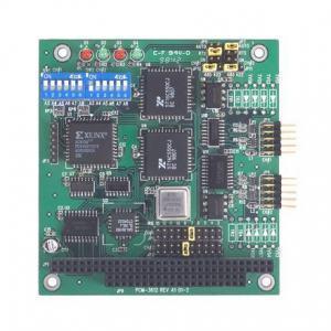 Carte industrielle PC104, Dual-Port RS-422/485 PC/104 Module
