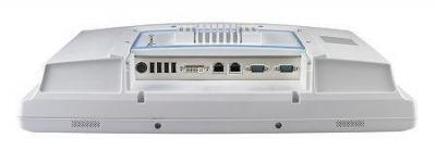 Terminal patient, POC-S198 IP54/i7 2.5G/PCAP TS/IO A/4G RAM