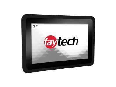 """FT07TMBCAPOB Ecran tactile 7"""" capapcitif et industriel"""