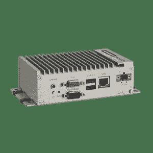 PC industriel fanless à processeur N2800 1.86GHz, 2G RAM avec 1xEthernet,1xCOM,2xmPCIe