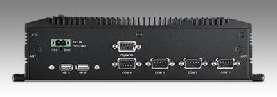 ARK-20-S8A1E PC industriel fanless, Atom D2550 1.8GHz w/ 12-24V 2G RAM 500G HDD