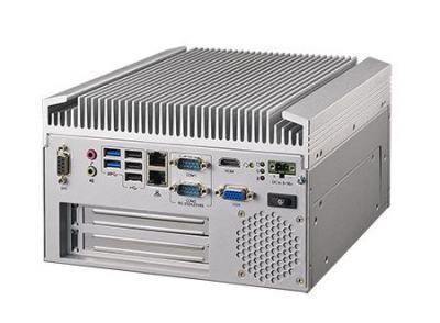 PC industriel fanless, ARK-5420, Celeron-1020E+HM76, 4G DDR3, 9~36 VDC