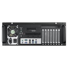 """Châssis rack 19"""" pour PC industriel, IPC-631MB-XE W/PS8-500ATX-ZE"""
