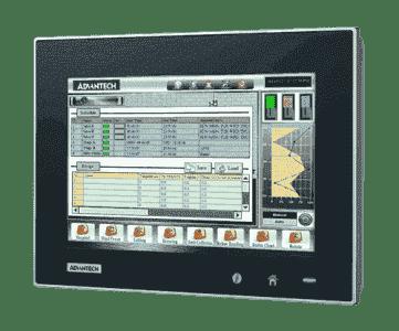 Panel PC fanless tactile, 10.1 Touch Panel Computer Atom E3827 4G DDR3 PCT