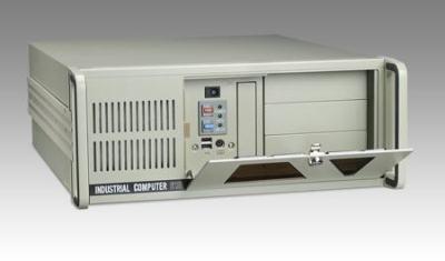 """Châssis 4U sans alimentation pour PC rack 19"""" pour carte mère ATX/MicroATX"""