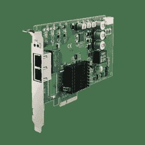 Carte ethernet Gigabit, 2-port PCI express GbE card