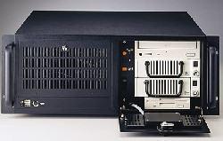 "PC rack industriel 19"" 4U, carte mère industrielle i5-6500, Windows 10 IOT Enterprise"