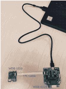 Debug Board for WISE-1520 M2.COM Module