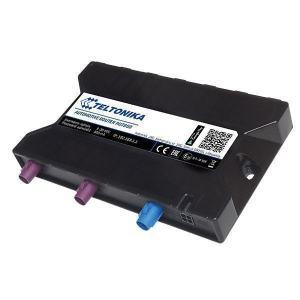 Routeur industriel 4G/3G/2G WiFi avec GPS/GNSS compact, puissant pour véhicule  -40°C +75°C