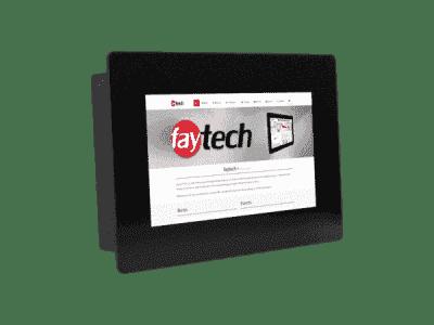 """Ecran tactile 7"""" open frame avec haut-parleurs"""