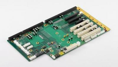Fond de panier backplane PCI/PCIE, 8 Slots PICMG1.3BP, 3PCIe, 4PCI RoHS K