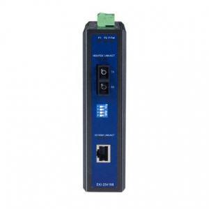 Switch industriel, Ethernet to MM Fiber Media converter(wide temp.)