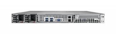 Châssis serveur industriel, HPC-7140 1U 4 baies server Châssis serveur industriel (w/400W RPS)
