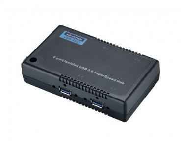 Hub USB 3.0 4 ports isolés SuperSpeed haute vitesse