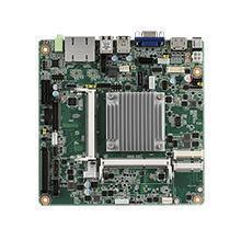Carte mère industrielle Mini-ITX, ATOM Baytrail DC1.58G VGA,DP,1GbE
