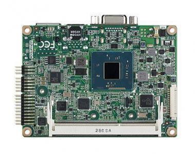 Carte mère embedded Pico ITX 2,5 pouces, MIO-2263 BayTrail-D J1900, VGA