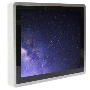 "Panel PC 17"" Full IP66 capacitif Température étendue Atom"