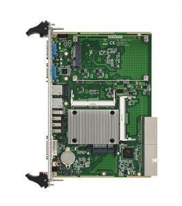 Cartes pour PC industriel CompactPCI, MIC-3398 with J1900 2GB SODIMM 2LANS 4HP