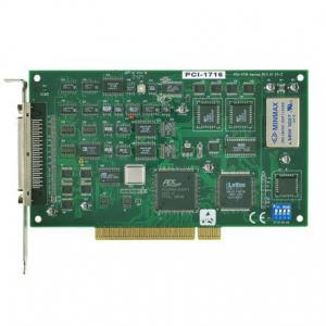 Carte acquisition de données industrielles sur bus PCI, 250k, 16bit High-resolution Multifunction Card