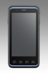 "PDA - Assistant personnel industriel, 5"" Android Pad Quad-Core 1.2GHz/1G RAM"