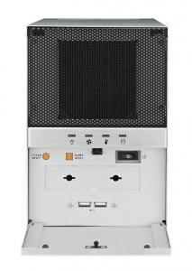 AIMC-3421-00A1E Micro PC industriel, AIMC, H81, 4 Expansions 2PCI/2PCIe, 300W PSU