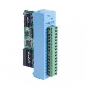 ADAM-5018P-AE Carte d'acquisition pour ADAM série 5000, 7 entrées thermocouple indépendante
