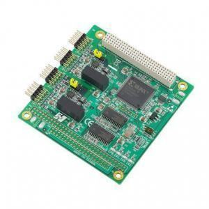 Carte industrielle PC104, Dual Port Isolated CAN-bus PCI-104 Module